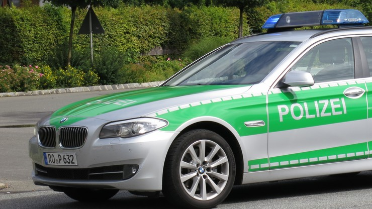 Bawaria: pijany Polak przejechał ciężarówką po nogach... innego pijanego Polaka