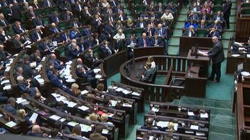 Sejm uchwalił nowelizację Kodeksu wyborczego autorstwa PiS