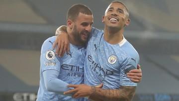 """Premier League: Manchester City coraz bliżej tytułu. """"Obywatele"""" rozbili w końcówce Wolverhampton"""