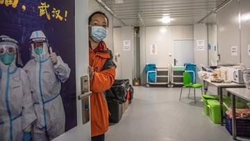 W Chinach przybywa zakażonych. Najwięcej nowych przypadków od 25 marca