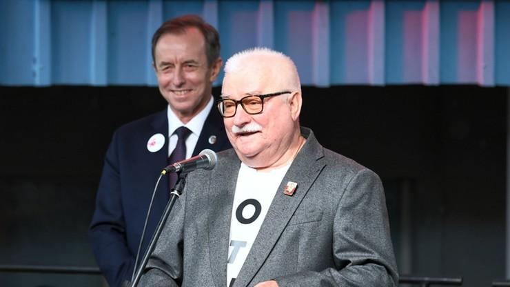 Wałęsa: trzeba było przekonać pokonanych do przyjaźni