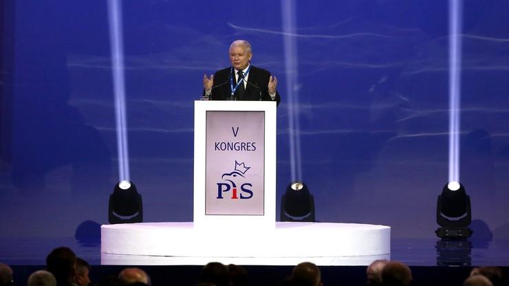 Jarosław Kaczyński ponownie prezesem PiS. Tylko 7 głosów przeciw