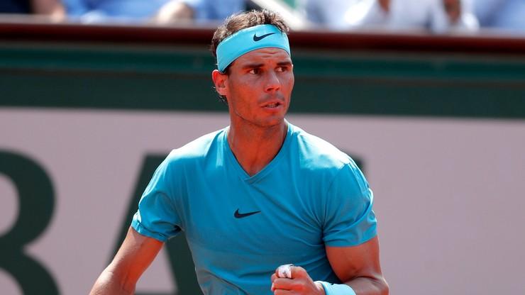 French Open: Nadal po raz 12. w ćwierćfinale