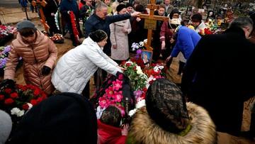 Rosjanie zatrzymali kolejnego podejrzanego o zamach w St. Petersburgu. Miał szkolić samobójcę