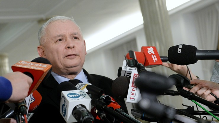 Kaczyński o Trumpie: oczekuję, że z Rosją będzie negocjował z pozycji siły