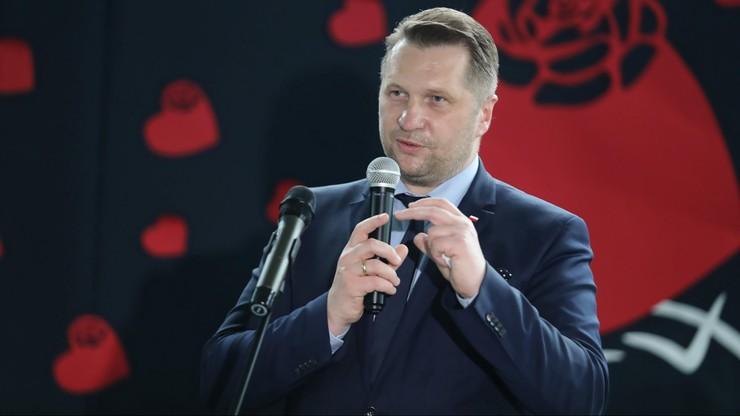 Wotum nieufności wobec Przemysława Czarnka. Byli politycy PiS: rozważamy jego poparcie