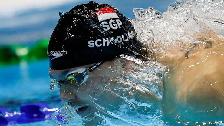 Tokio 2020: Jedyny mistrz olimpijski z Singapuru szuka dawnej formy
