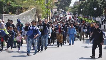 Grecki parlament przyjął ustawę umożliwiającą odsyłanie migrantów