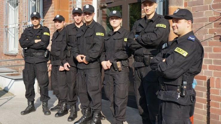 Policjanci będą nosić kamery na mundurach. Jesienią ruszą testy