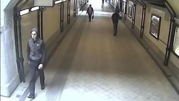 Eksplozja we Wrocławiu: policja szuka tego mężczyzny