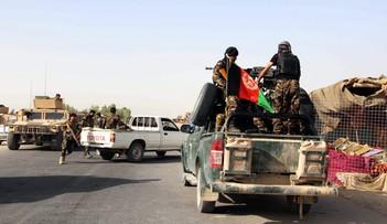 Talibowie zaatakowali Kunduz na północy Afganistanu. Siły rządowe odparły atak