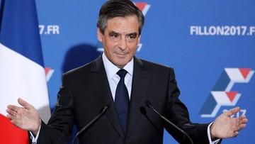 Media francuskie: Fillon chce uznania, że Francja jest krajem tradycji katolickiej