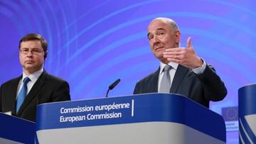 KE: budżety 6 państw strefy euro mogą łamać wymogi unijne. Na celowniku m.in. Francja, Włochy, Belgia i Austria