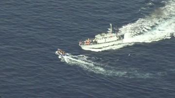 Zatonęła łódź na Morzu Śródziemnym. Co najmniej 43 migrantów zaginionych