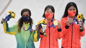 Tokio 2020: Trzynastolatki zdominowały konkurencję street