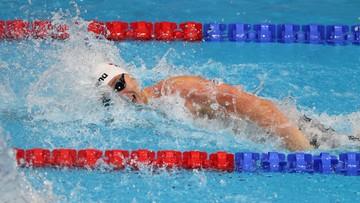 Tokio 2020. Pływanie: Polska sztafeta odpadła w eliminacjach