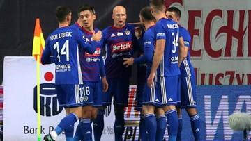 PKO BP Ekstraklasa: Kolejne zwycięstwo Piasta