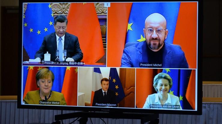 Michel: UE i Chiny osiągnęły porozumienie w sprawie umowy inwestycyjnej