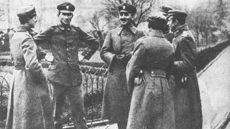 Nieskończenie niepodległa: listopad 1918