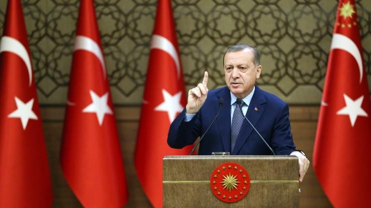 """Erdogan wzywa do """"narodowej mobilizacji"""" przeciwko terrorystom"""