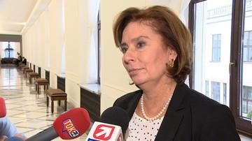 Kidawa-Błońska: PO nie zamierza przejmować Nowoczesnej