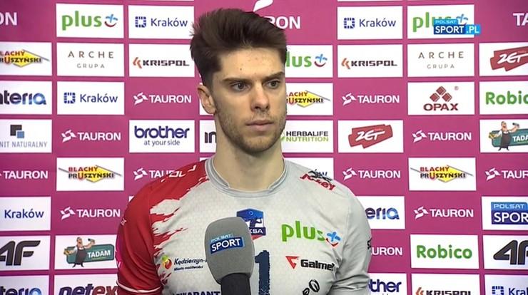 Aleksander Śliwka: Na takie mecze czekamy cały rok i nie zabraknie nam sił