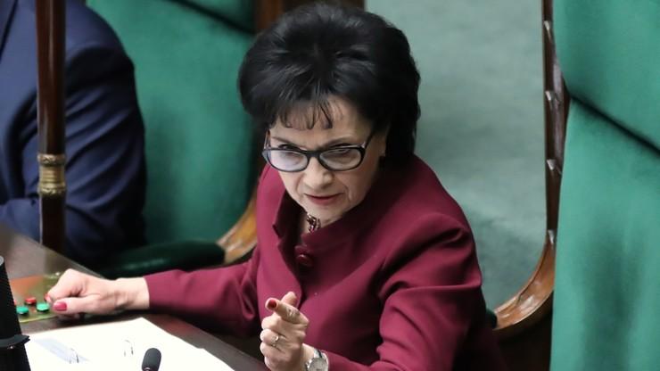 W piątek w Sejmie projekt korespondencyjnych głosowań. Wieczorem obrady Prezydium