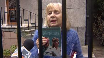 Maria Kiszczak: za szybko ujawniłam te dokumenty. Miałam  to zrobić za kilka lat