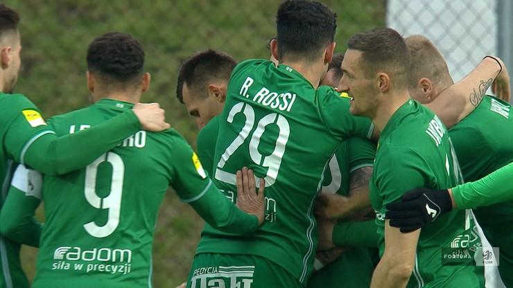 """Fortuna 1 Liga: Skromne zwycięstwo Radomiaka! """"Łysy"""" pogrążył Zagłębie"""