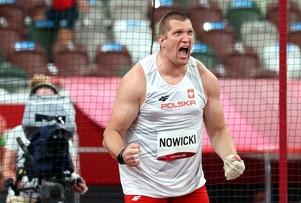 Tokio 2020. Wojciech Nowicki mistrzem olimpijskim. Paweł Fajdek na podium