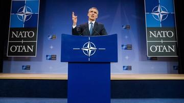 """""""Na dobrej drodze"""". Szef NATO o rozmieszczeniu żołnierzy na wschodniej flance"""