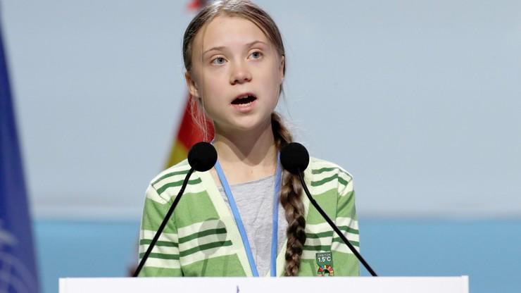 """Greta Thunberg człowiekiem roku magazynu """"Time"""""""