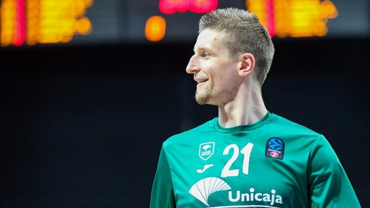 Waczyński dziesiąty w skuteczności za trzy w lidze hiszpańskiej