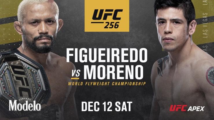 UFC 256: Deiveson Figueiredo - Brandon Moreno. Transmisja w Polsacie Sport