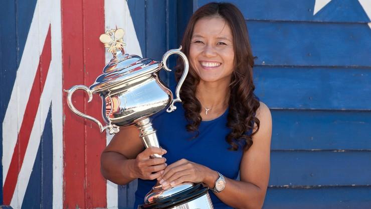 Pierwsza Azjatka w tenisowej Galerii Sław