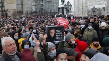 Kreml: w protestach uczestniczy mniej ludzi, niż głosuje na Putina