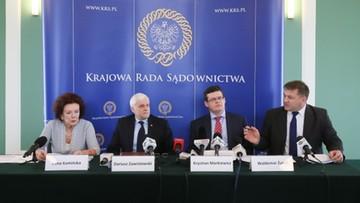 Przedstawiciele sędziów krytykują projekt PiS o sądach