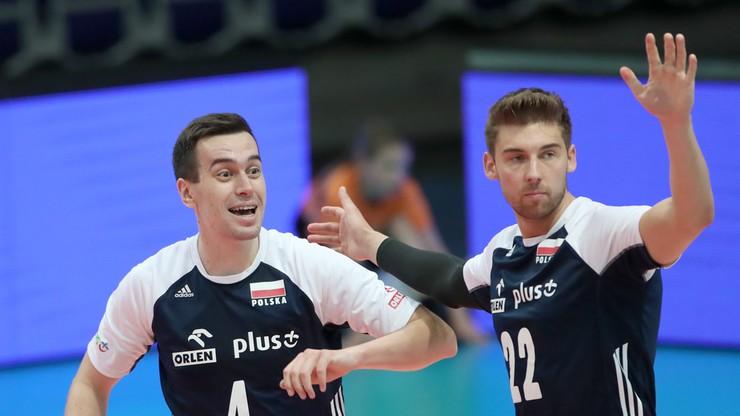 Final Six Ligi Narodów: Iran - Polska. Transmisja w Polsacie Sport
