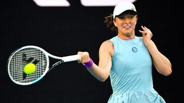 WTA w Dubaju: Świątek - Muguruza. Relacja na żywo
