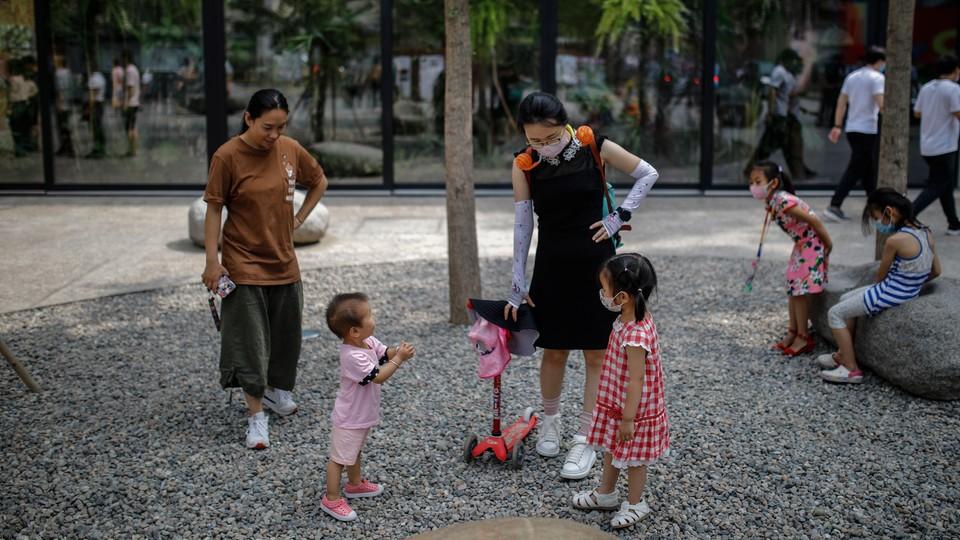 Chiński wyścig o idealnego jedynaka, czyli uciekające dzieciństwo