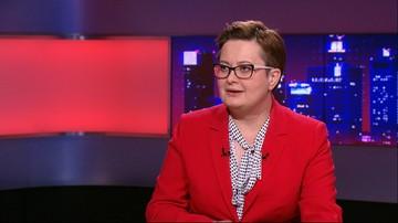 Lubnauer: jeżeli prezes NBP broni Chrzanowskiego, to zastanawia się co ten może o nim powiedzieć