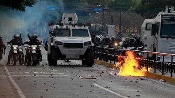 Antyrządowe protesty w Wenezueli. Zginęło 13 osób