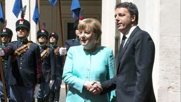Merkel: 250 tys. euro za uchodźcę to nie kara, ale forma lojalności