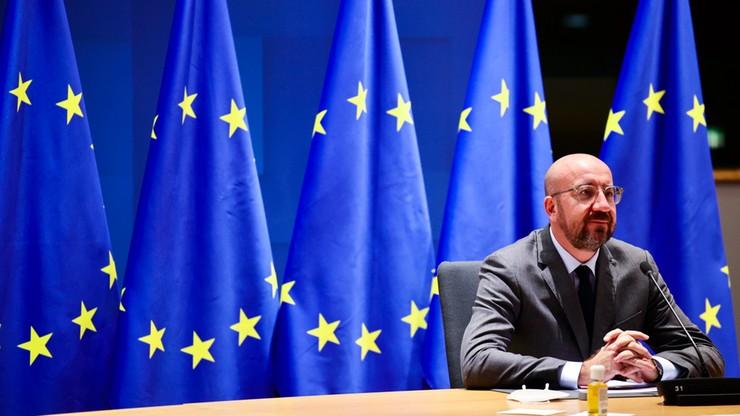 Michel: będziemy kontynuować rozmowy, aby znaleźć kompromis ws. budżetu i warunkowości