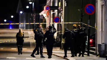 Atak w Kongsbergu. Policja podaje szczegóły zbrodni