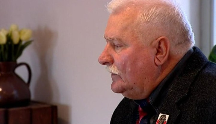 """""""FAZ"""": """"brudna kampania"""" przeciwko Wałęsie"""