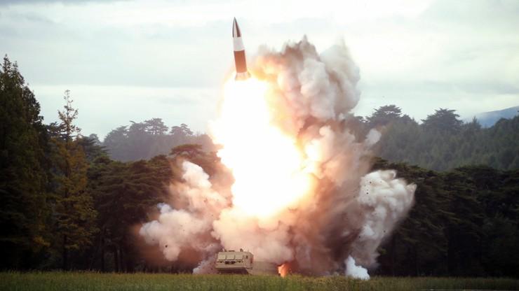 Północnokoreańskie MSZ: amerykański test rakietowy może wywołać nową zimną wojnę