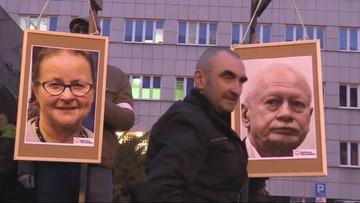 Wieszał zdjęcia europosłów PO na szubienicach. Teraz kandyduje do Parlamentu Europejskiego