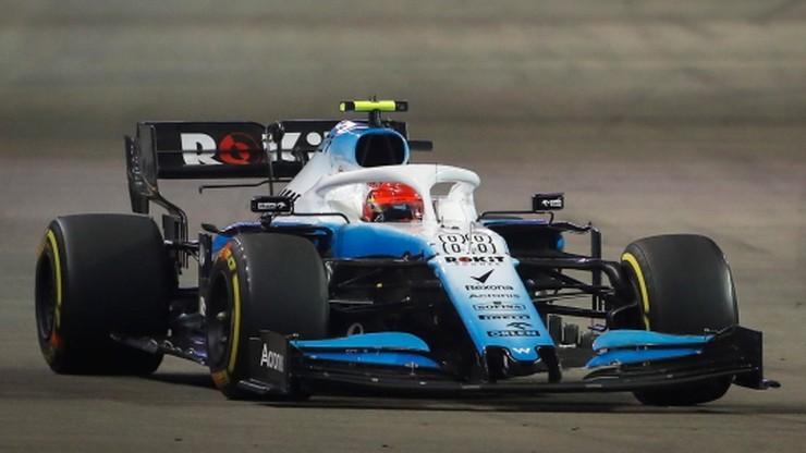 Formuła 1: Kubica 18. na ostatnim treningu w Meksyku