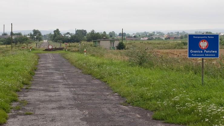 Będzie nowe drogowe przejście graniczne z Ukrainą. Ogłoszono przetarg